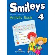 Smileys 4 - Activity Book. Caiet pentru clasa a IV-a