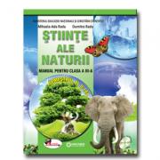 Stiinte ale naturii. Manual pentru clasa a -III-a, partea I + partea a II-a - Dumitra Radu