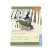 Limba si literatura romana pentru clasa a VII-a partea I, metoda Stiu-Descopar-Aplic
