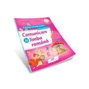 Caietul micului scolar - Comunicare in limba romana pentru clasa pregatitoare