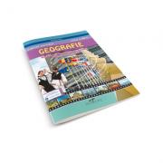 Caietul elevului - Geografie clasa a XII-a România. Europa – Uniunea Europeană – Probleme fundamentale