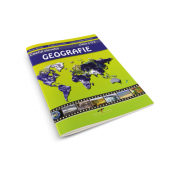 Caietul elevului - Geografie clasa a V-a