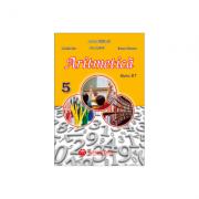 Aritmetica clasa a V-a. Auxiliar - Ana Apetrii, Artur Balauca, Ileana Carmen Damean, Monica Sas