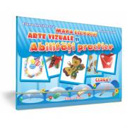 Mapa elevului - arte vizuale si abilitati practice pentru clasa I
