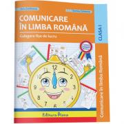 Comunicare in Limba romana - fise de lucru pentru clasa I