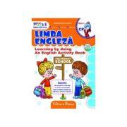 Limba engleza - caiet de lucru pentru clasa pregatitoare