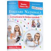 Evaluare nationala - Comunicare in limba romana pentru clasa a II-a