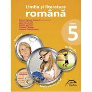 Limba si literatura romana 2016 pentru clasa a V-a - Structurat pe modelul E. R. R. + CADOU 'Jurnal de clasa a V-a'