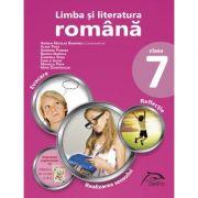Limba si literatura romana 2016 pentru clasa a VII-a - Structurat pe modelul E. R. R. + CADOU 'Jurnal de clasa a VII-a'