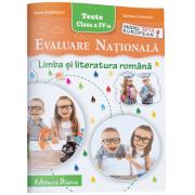 Limba si literatura romana -Evaluare Nationala pentru cls. a IV-a