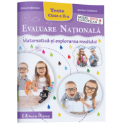 Matematica si explorarea mediului - Evaluare Nationala pentru clasa a II-a