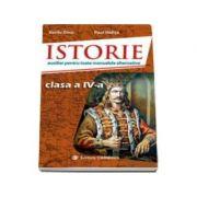 Istorie. Auxiliar pentru toate manualele alternative, clasa a IV-a ( Vasile Dinu )