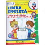 LIMBA ENGLEZA - caiet de lucru pentru clasa a II-a