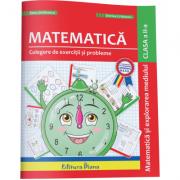Matematica si explorarea mediului. Manual pentru clasa a II a. Culegere de exercitii si probleme - Elena Stefanescu