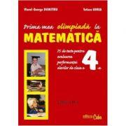 Prima mea olimpiada la matematica