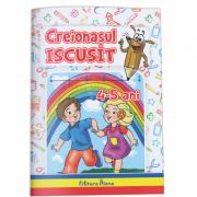Creionașul iscusit -carte pentru grupa 4-5 ani