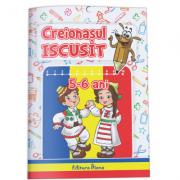 Creionașul iscusit -carte pentu grupa 5-6 ani