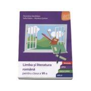 Limba si literatura romana pentru clasa a VI-a. Metoda STIU-DESCOPAR-APLIC Florentina Samihaian