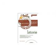 BACALAUREAT 2017. ISTORIE. 20 DE TESTE DE EVALUARE PE CAPITOLE SI 25 DE TESTE FINALE, MODELUL M. E. N. C. S.( Olteanu Mihaela )