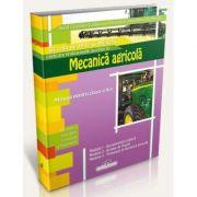 Lucrator in mecanica agricola. Manual pentru clasa a X-a - Aurel Ciocarlea- Vasilescu