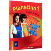 Planetino 1. Kursbuch Colectia ( Deutsch Fur Kinder )