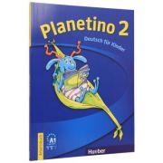 Planetino 2 Arbeitsbuch (A1/2) Colectia ( Deutsch Fur Kinder )