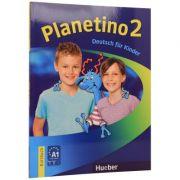 Planetino 2 Kursbuch (A1/2) Colectia ( Deutsch Fur Kinder )