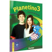 Planetino 3. Kursbuch ( Deutsch Fur Kinder )