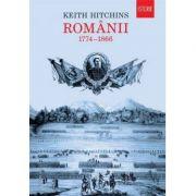 Keith Hitchins, Romanii. 1774-1866