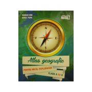 Atlas geografic pentru Micul Explorator clasa a IV-a, Marian Ene