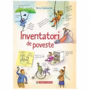 Inventatori de poveste, Anna Claybourne