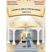 Culegere Limba si Literatura Romana clasa a III-a ( Valentin Diaconu )