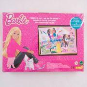Barbie - Puzzle 3 in 1 + BONUS (BRB_XP04)