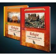 Manual de religie cultul romano-catolic pentru clasa a II-a – semestrul I si semestrul II