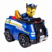 PAW PATROL Chase politist - Figurina si masina SWAT (6022627)