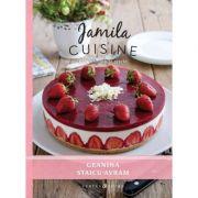 Jamila Cuisine Carte de bucate - Geanina Staicu-Avram