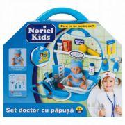Set Doctor cu Papusa - Jucarie interactiva (6746)