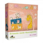 Mic si mare - Puzzle Primele mele descoperiri (1511_001)