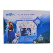 Frozen - Puzzle 24 piese + Bonus (FZ-XP05)