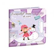Pachetul magic Jurnalul meu magic de iarna, clasa pregatitoare+ 1 puzzle la alegere