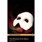 Penguin Readers, Level 5. The Phantom of the Opera - Gaston Leroux
