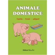 ANIMALE DOMESTICE - Set jetoane
