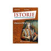 Istorie - Clasa a IV-a (Vasile Dinu)