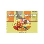 COPILUL SI COPILARIA - Mapa educativa - Sanda M. Cioflica