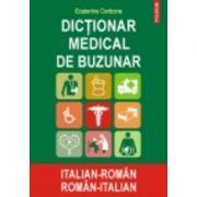 Dictionar medical de buzunar - italian-roman/roman-italian (Ecaterina Cerbone)