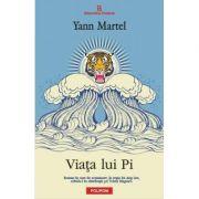 Viata lui Pi - Yann Martel (Yann Martel)