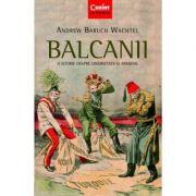 Balcanii - O istorie despre diversitate și armonie (Andrew Baruch Wachtel)