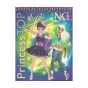 Princess Top - Just Dance (bleu)