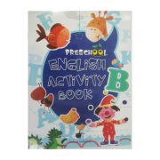 Preschool English Activity Book - CUVINTE (Adelina Carmina Amza)