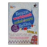 English workbook Level 4 - caiet de lucru pentru limba engleza
